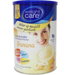 Weight Care Afslankshake banaan 436 gram | € 12.83 | Superfoodstore.nl