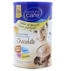 Weight Care Maaltijd+ choco 436 gram | € 12.83 | Superfoodstore.nl