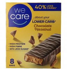 Weight Care Tussendoortje chocola & hazelnoot 8 stuks | € 5.01 | Superfoodstore.nl