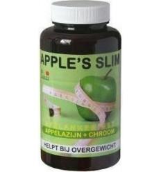 Humanutrients Apple's slim appelazijn & chroom 90 tabletten | € 17.64 | Superfoodstore.nl