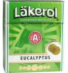 Lakerol Eucalyptus 23 gram | € 0.93 | Superfoodstore.nl