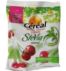 Cereal Snoep kersen stevia 120 gram | € 2.13 | Superfoodstore.nl
