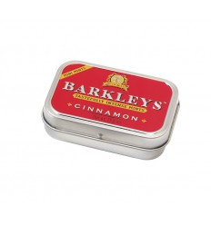 Barkleys Mints cinnamon sugarfree 15 gram | € 1.23 | Superfoodstore.nl