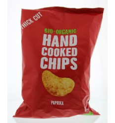Trafo Chips handcooked paprika 125 gram | € 1.78 | Superfoodstore.nl