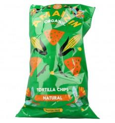 Amaizin Corn chips bio natural 250 gram | € 2.22 | Superfoodstore.nl