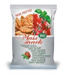 Bio Alimenti Mais snack tomaat & basilicum 50 gram | € 0.94 | Superfoodstore.nl