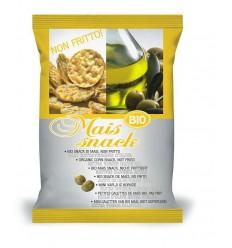 Bio Alimenti Mais snack olijf 50 gram | € 0.94 | Superfoodstore.nl