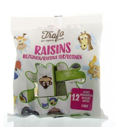 Trafo Rozijntjes kinderdoosje 140 gram   € 2.37   Superfoodstore.nl