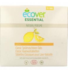 Ecover Essential vaatwastabletten 70 stuks | € 15.97 | Superfoodstore.nl
