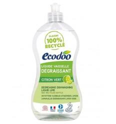 Ecodoo Afwasmiddel ontvettend 500 ml | € 2.41 | Superfoodstore.nl