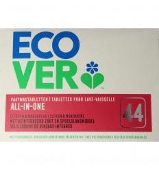 Ecover Vaatwastabletten all in 1 44 tabletten | € 11.52 | Superfoodstore.nl