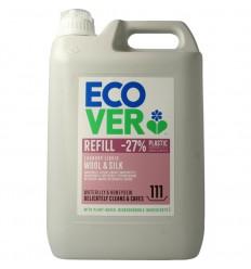 Ecover Delicate wolwasmiddel 5 liter | € 23.49 | Superfoodstore.nl