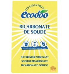 Ecodoo Zuiveringszout natrium bicarbonaat 500 gram | € 3.20 | Superfoodstore.nl