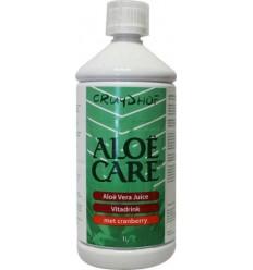 Aloe Care Vitadrink met cranberry 1 liter | € 19.31 | Superfoodstore.nl