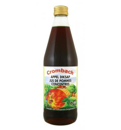 Crombach Appel diksap 500 ml | € 5.20 | Superfoodstore.nl