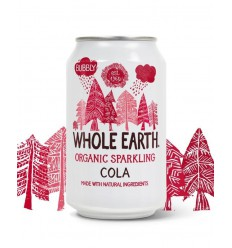 Whole Earth Cola 330 ml | € 1.31 | Superfoodstore.nl