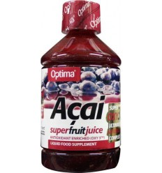 Optima Acai antioxidant vruchtensap 500 ml | € 14.58 | Superfoodstore.nl