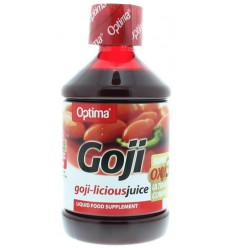 Optima Goji antioxidant vruchtensap 500 ml   € 14.61   Superfoodstore.nl
