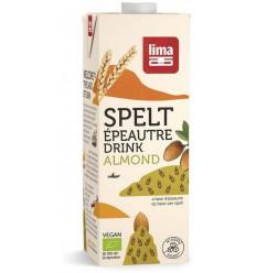 Lima Spelt drink amandel 1 liter | € 2.78 | Superfoodstore.nl