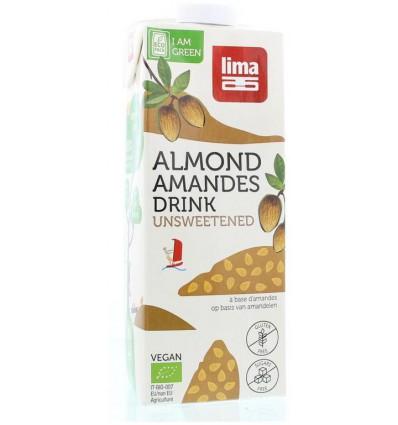 Lima Amandel drink suikervrij 1 liter kopen
