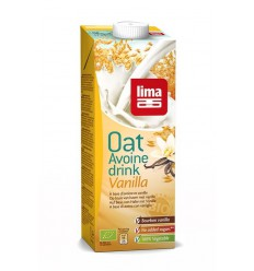 Lima Oat drink vanilla 1 liter | € 2.44 | Superfoodstore.nl