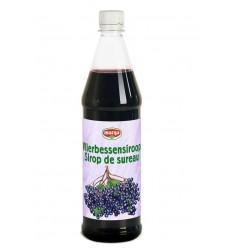Morga Vlierbessensiroop 750 ml   € 6.59   Superfoodstore.nl