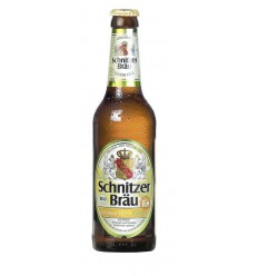 Schnitzer Bier radler lemon glutenvrij 330 ml | € 1.75 | Superfoodstore.nl