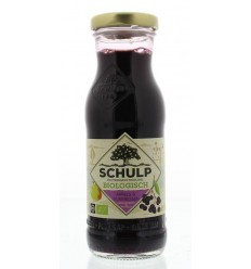 Schulp Appel & vlierbessap bio 200 ml | € 1.28 | Superfoodstore.nl