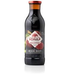 Schulp Krachtsap Rode biet puur bio 750 ml | € 3.10 | Superfoodstore.nl