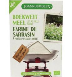 Joannusmolen Boekweitmeel eerste keuze 350 gram | € 2.27 | Superfoodstore.nl