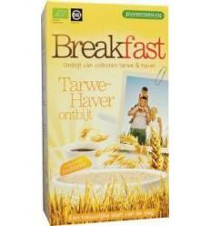 Joannusmolen Breakfast tarwe haver ontbijt 300 gram | € 2.36 | Superfoodstore.nl