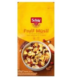 Schär Muesli fruit 375 gram   € 3.99   Superfoodstore.nl