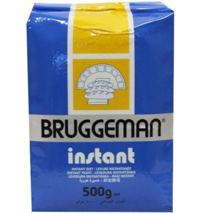Bruggeman Instant gist 500 gram kopen