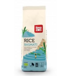 Lima Rijst basmati halfvolkoren 500 gram   € 3.69   Superfoodstore.nl