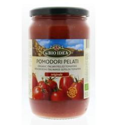 Bioidea Tomaten gepeld (glas) 660 gram | € 2.90 | Superfoodstore.nl