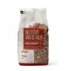De Halm Muesli noten 750 gram   € 4.41   Superfoodstore.nl