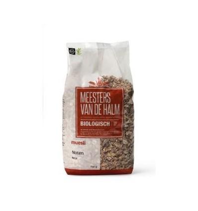 De Halm Muesli noten 750 gram kopen