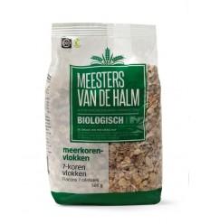 De Halm 7-Korenvlokken 500 gram | € 1.96 | Superfoodstore.nl