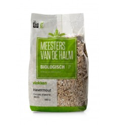 De Halm Havermout 500 gram | € 1.84 | Superfoodstore.nl