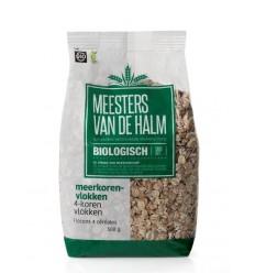 De Halm 4-Korenvlokken 500 gram | € 1.86 | Superfoodstore.nl