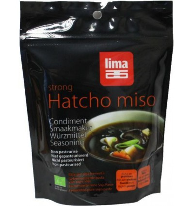 Lima Hatcho miso 300 gram | € 5.52 | Superfoodstore.nl