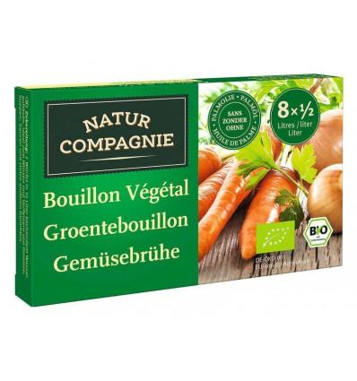 Natur Compagnie Groentebouillonblokjes met zout 84 gram kopen