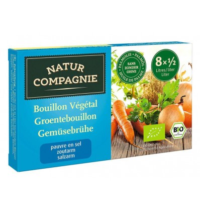 Natur Compagnie Groentebouillon zonder zout 68 gram kopen