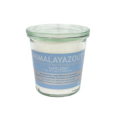 Esspo Himalayazout tafelzout wit fijn glas 275 gram | € 5.12 | Superfoodstore.nl