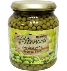 Bionova Doperwten 350 gram   € 1.63   Superfoodstore.nl