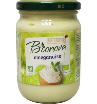 Bionova Omeganaise 340 gram | € 2.44 | Superfoodstore.nl