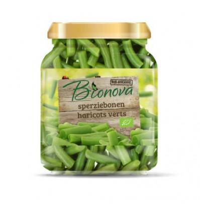 Bionova Sperziebonen 340 gram kopen
