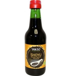 Yakso Shoyu 250 ml | € 2.95 | Superfoodstore.nl