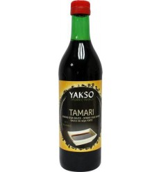 Yakso Tamari 500 ml | € 5.38 | Superfoodstore.nl