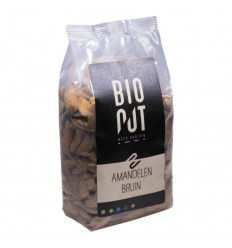 Bionut Amandelen bruin 1 kg | € 18.11 | Superfoodstore.nl